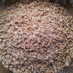 Jednou přemletá pšenice špalda