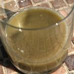 Konopný olej z loupaného semínka hned po vylisování